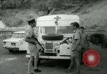 Image of British Royal Marines sealing off Crater township Aden Yemen, 1966, second 35 stock footage video 65675021952