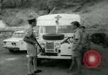 Image of British Royal Marines sealing off Crater township Aden Yemen, 1966, second 36 stock footage video 65675021952