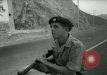 Image of British Royal Marines sealing off Crater township Aden Yemen, 1966, second 40 stock footage video 65675021952