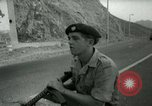 Image of British Royal Marines sealing off Crater township Aden Yemen, 1966, second 41 stock footage video 65675021952