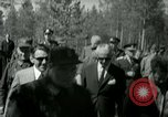 Image of Swedish Army demonstrating nuclear-capable artillery gun Sweden, 1966, second 15 stock footage video 65675021955