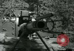 Image of Swedish Army demonstrating nuclear-capable artillery gun Sweden, 1966, second 18 stock footage video 65675021955