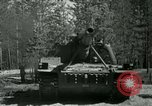Image of Swedish Army demonstrating nuclear-capable artillery gun Sweden, 1966, second 20 stock footage video 65675021955