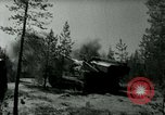 Image of Swedish Army demonstrating nuclear-capable artillery gun Sweden, 1966, second 24 stock footage video 65675021955