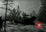 Image of Swedish Army demonstrating nuclear-capable artillery gun Sweden, 1966, second 25 stock footage video 65675021955