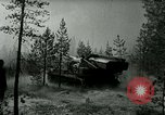 Image of Swedish Army demonstrating nuclear-capable artillery gun Sweden, 1966, second 26 stock footage video 65675021955