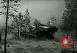 Image of Swedish Army demonstrating nuclear-capable artillery gun Sweden, 1966, second 30 stock footage video 65675021955