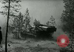 Image of Swedish Army demonstrating nuclear-capable artillery gun Sweden, 1966, second 33 stock footage video 65675021955