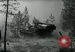 Image of Swedish Army demonstrating nuclear-capable artillery gun Sweden, 1966, second 34 stock footage video 65675021955