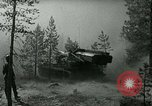 Image of Swedish Army demonstrating nuclear-capable artillery gun Sweden, 1966, second 37 stock footage video 65675021955