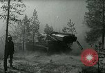 Image of Swedish Army demonstrating nuclear-capable artillery gun Sweden, 1966, second 38 stock footage video 65675021955