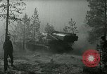 Image of Swedish Army demonstrating nuclear-capable artillery gun Sweden, 1966, second 39 stock footage video 65675021955