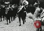 Image of military ceremony Paris France, 1918, second 5 stock footage video 65675021957