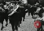 Image of military ceremony Paris France, 1918, second 7 stock footage video 65675021957