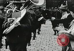 Image of military ceremony Paris France, 1918, second 8 stock footage video 65675021957
