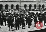 Image of military ceremony Paris France, 1918, second 9 stock footage video 65675021957