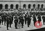 Image of military ceremony Paris France, 1918, second 12 stock footage video 65675021957