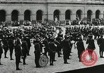 Image of military ceremony Paris France, 1918, second 13 stock footage video 65675021957