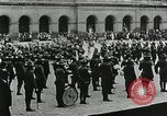 Image of military ceremony Paris France, 1918, second 14 stock footage video 65675021957
