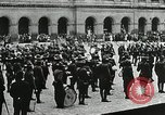 Image of military ceremony Paris France, 1918, second 16 stock footage video 65675021957