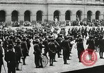 Image of military ceremony Paris France, 1918, second 17 stock footage video 65675021957