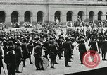 Image of military ceremony Paris France, 1918, second 18 stock footage video 65675021957