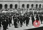 Image of military ceremony Paris France, 1918, second 19 stock footage video 65675021957
