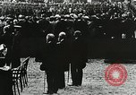 Image of military ceremony Paris France, 1918, second 20 stock footage video 65675021957