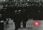 Image of military ceremony Paris France, 1918, second 21 stock footage video 65675021957