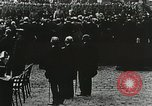 Image of military ceremony Paris France, 1918, second 22 stock footage video 65675021957