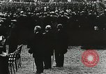 Image of military ceremony Paris France, 1918, second 23 stock footage video 65675021957