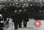 Image of military ceremony Paris France, 1918, second 24 stock footage video 65675021957