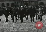 Image of military ceremony Paris France, 1918, second 26 stock footage video 65675021957