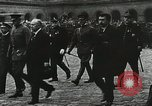 Image of military ceremony Paris France, 1918, second 30 stock footage video 65675021957
