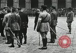 Image of military ceremony Paris France, 1918, second 43 stock footage video 65675021957