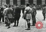 Image of military ceremony Paris France, 1918, second 44 stock footage video 65675021957