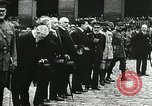 Image of military ceremony Paris France, 1918, second 46 stock footage video 65675021957