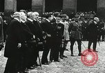 Image of military ceremony Paris France, 1918, second 47 stock footage video 65675021957