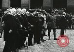 Image of military ceremony Paris France, 1918, second 48 stock footage video 65675021957