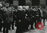 Image of military ceremony Paris France, 1918, second 51 stock footage video 65675021957