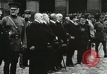 Image of military ceremony Paris France, 1918, second 53 stock footage video 65675021957