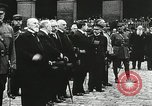 Image of military ceremony Paris France, 1918, second 55 stock footage video 65675021957