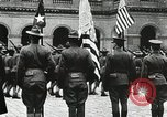 Image of military ceremony Paris France, 1918, second 61 stock footage video 65675021957