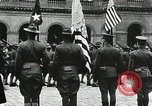 Image of military ceremony Paris France, 1918, second 62 stock footage video 65675021957