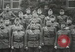 Image of United States officers France, 1918, second 1 stock footage video 65675021961
