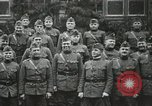 Image of United States officers France, 1918, second 4 stock footage video 65675021961