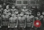 Image of United States officers France, 1918, second 9 stock footage video 65675021961