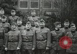 Image of United States officers France, 1918, second 11 stock footage video 65675021961