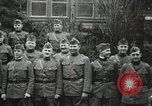 Image of United States officers France, 1918, second 12 stock footage video 65675021961