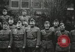 Image of United States officers France, 1918, second 13 stock footage video 65675021961